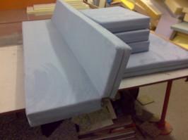 polster schaumstoff sofa wohnwagen wohnwagenpolster